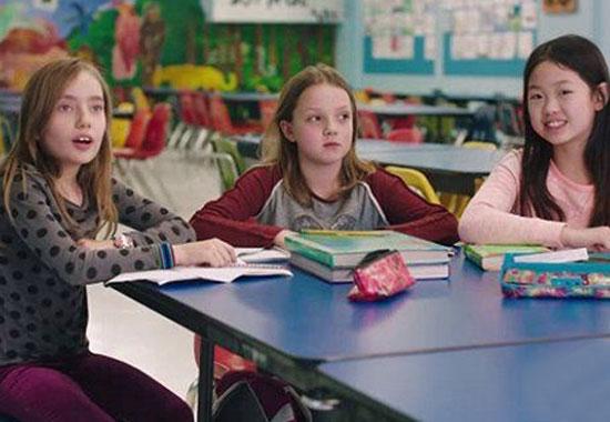 微软正在鼓励更多的女孩加入技术发明领域