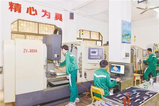 台山市培英职业技术学校开展特色教育培养德技双馨职业人才